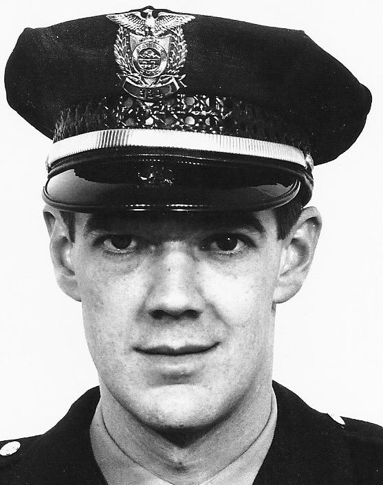 Patrolman Ronald K. Wells | Dayton Police Department, Ohio