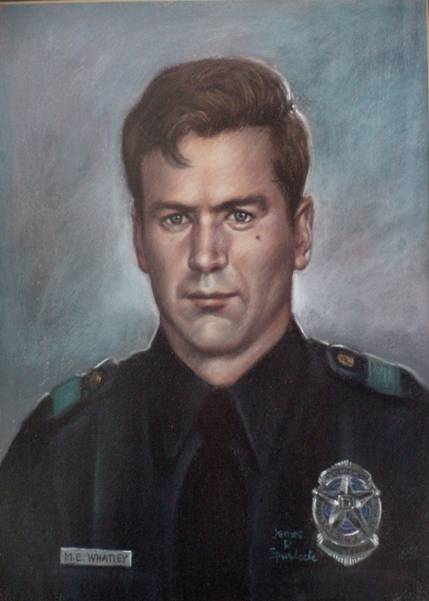 Officer Milton Earl Whatley | Dallas Police Department, Texas