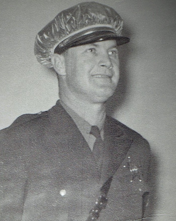 Chief of Police Woodrow Wilson Whetstone | Junction City Police Department, Oregon