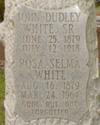 Private John Dudley White, Sr. | Texas Rangers, Texas