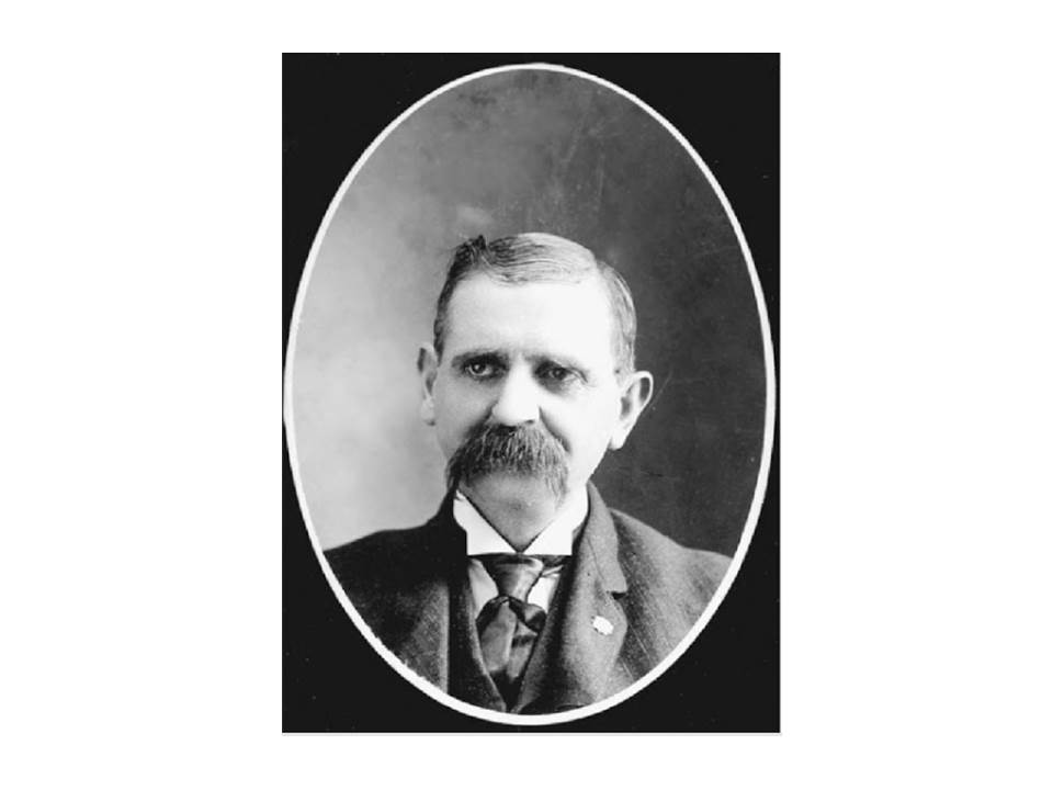 Night Watchman George Whybark | Santa Clara Police Department, California