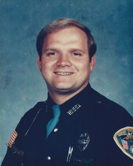 Officer Donald Ray Williams | West Point Police Department, Kentucky