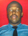 Detective Keith L. Williams   New York City Police Department, New York