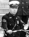 Patrolman Lawrence Edward Williams   Shreveport Police Department, Louisiana
