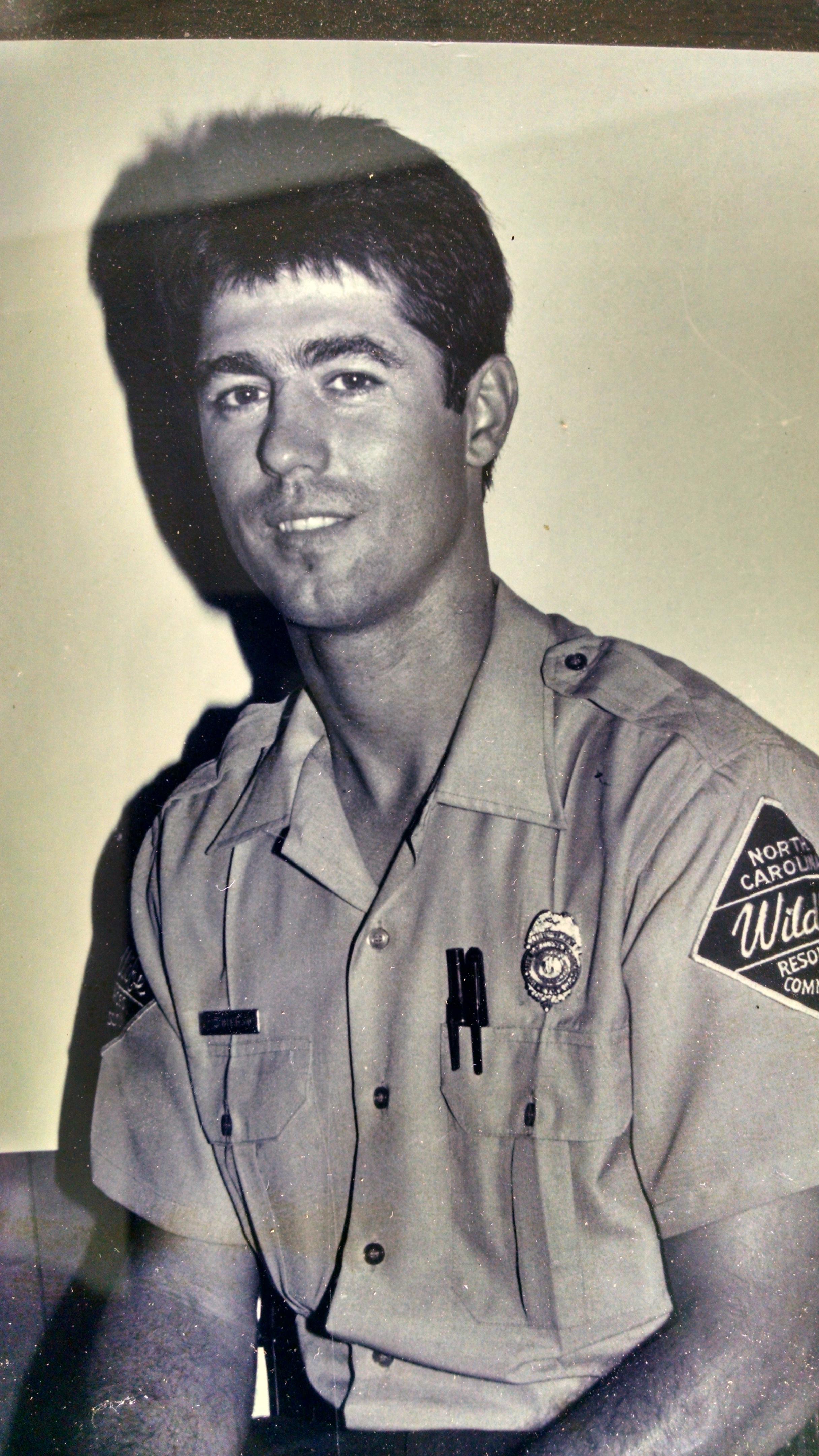 Wildlife Officer William A. Williamson | North Carolina Wildlife Resources Commission, North Carolina