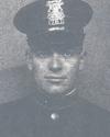 Police Officer William F. Wollborg   Detroit Police Department, Michigan