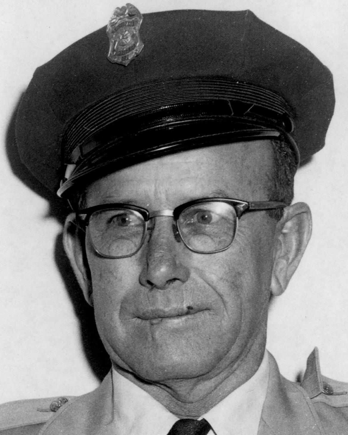 Patrolman Pete M. Woods | Carthage Police Department, Texas