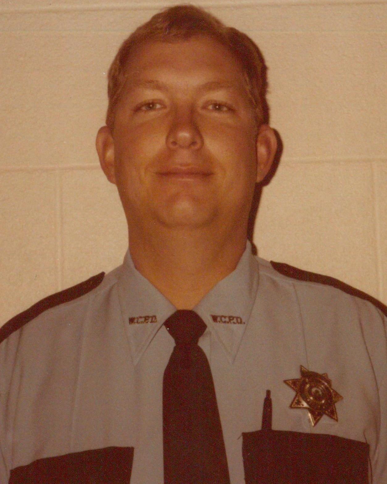 Senior Patrol Officer Keith Allen Braddock | Watford City Police Department, North Dakota