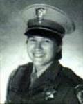 Officer Noreen Allison Vargas | California Highway Patrol, California