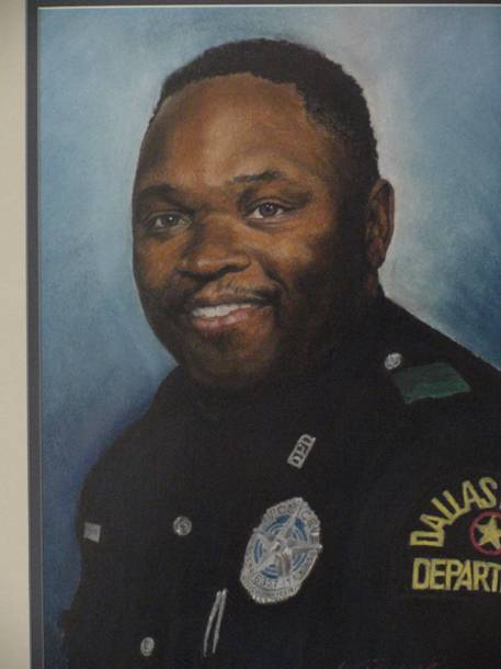 Police Officer Henry Allen Brown | Dallas Police Department, Texas