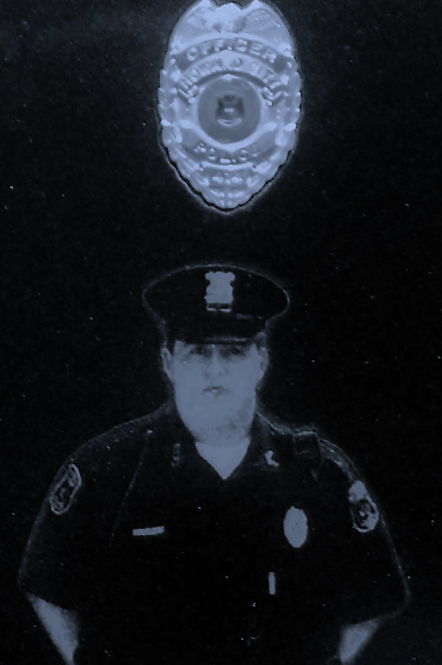 Patrolman Eric James Johnson | Howard City Police Department, Michigan