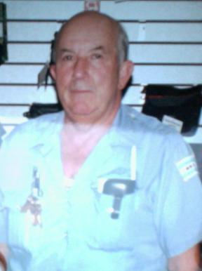 Police Officer Frank Balzano | Chicago Police Department, Illinois