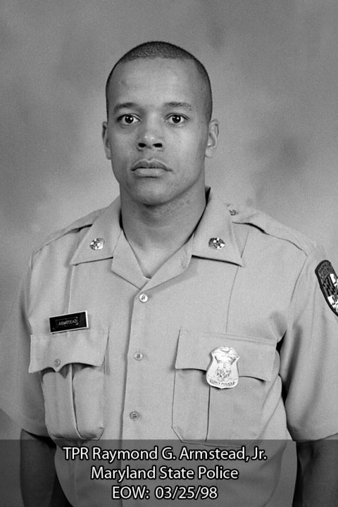 Corporal Raymond Gerald Armstead, Jr. | Maryland State Police, Maryland