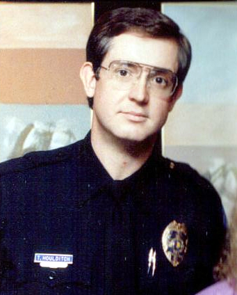 Officer Theron N. Houlditch   Mountain Brook Police Department, Alabama