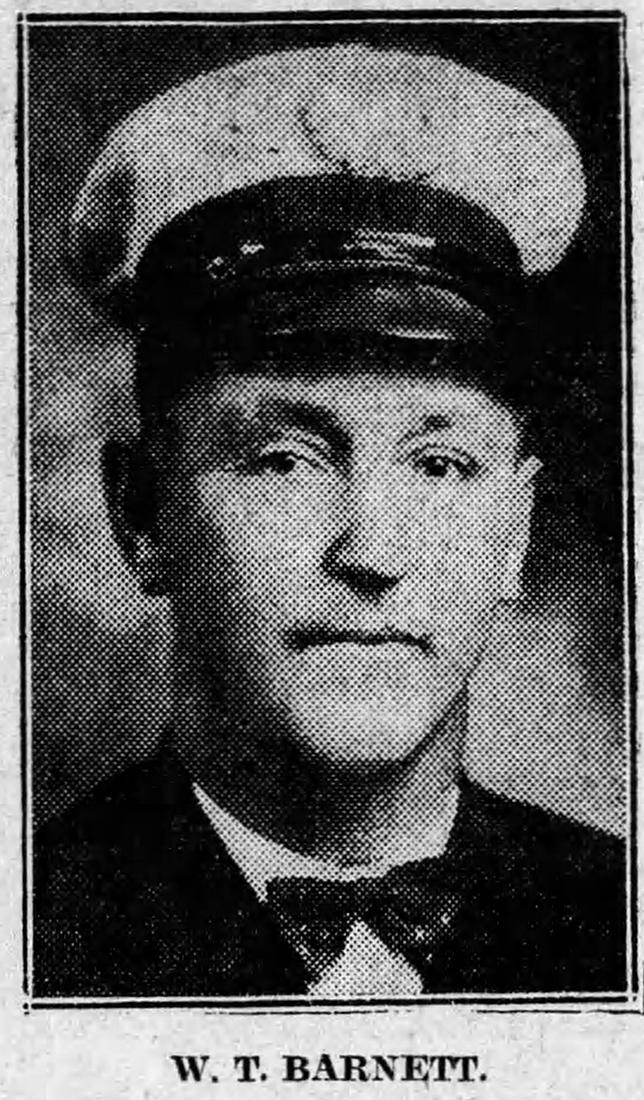 Patrolman William T. Barnett | Lakeland Police Department, Florida