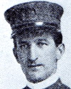 Policeman Orimel E. Barney   Los Angeles Police Department, California