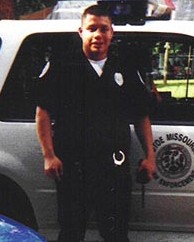 Officer Defford Thomas