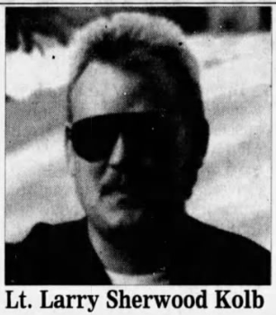 Deputy Sheriff Larry Sherwood Kolb | Kendall County Sheriff's Office, Texas