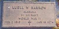 Correctional Officer Luell Wheeler Barrow | Alabama Department of Corrections, Alabama