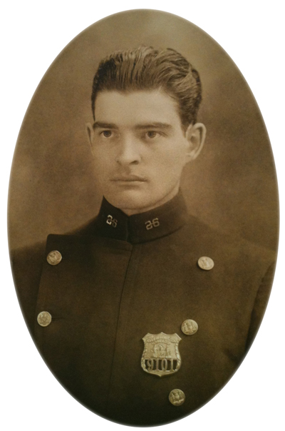 Patrolman Howard Barrows | New York City Police Department, New York