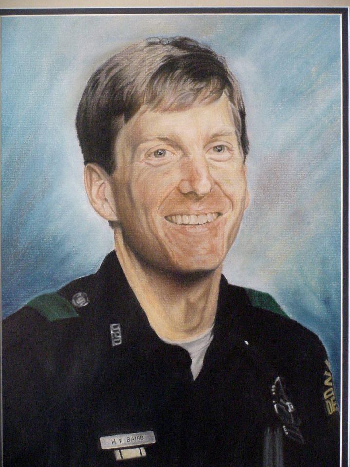 Senior Corporal Harold Franklin Baird, Jr. | Dallas Police Department, Texas