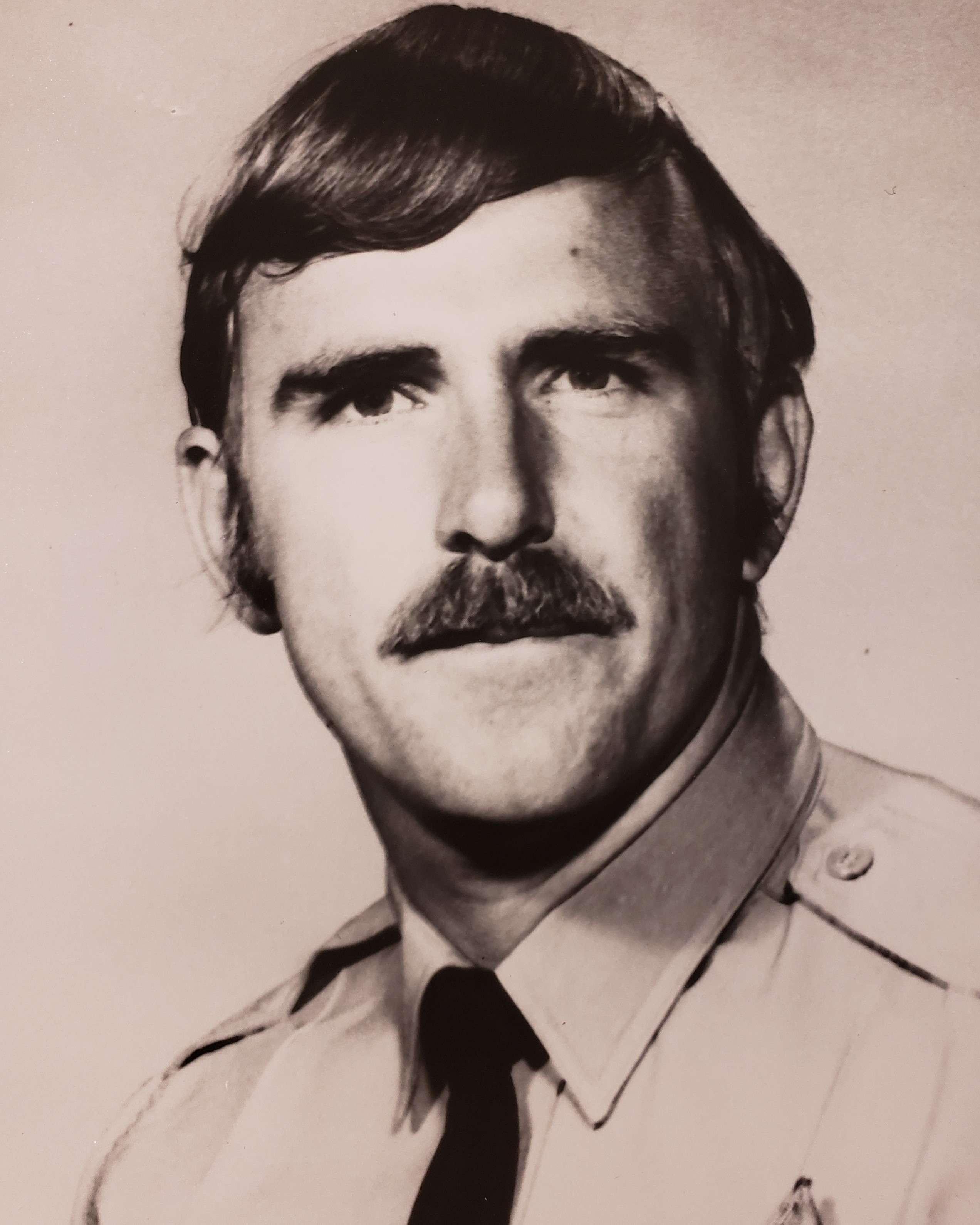Deputy Sheriff George R. Barthel | Los Angeles County Sheriff's Department, California