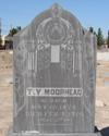 City Marshal Thomas Yowell Moorhead | Pecos Police Department, Texas