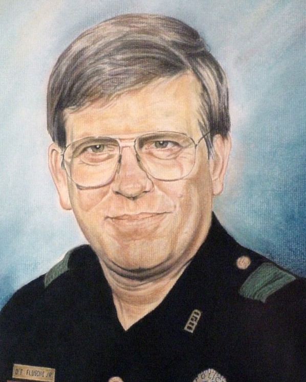Sergeant Donald Frederick Flusche, Jr. | Dallas Police Department, Texas