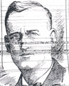 Detective James Allie Baucus   Norfolk and Western Railroad Police Department, Railroad Police