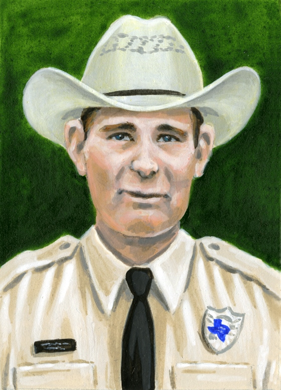 Game Warden Claude Keller | Texas Game and Fish Commission, Texas