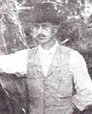 Private Thomas Jefferson Goff | Texas Rangers, Texas