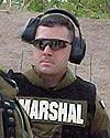 Sergeant Shelby Dean Blackfox   Cherokee Nation Marshal Service, Tribal Police