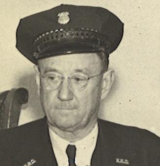 Chief of Police Joseph W. Cotton | Wewoka Police Department, Oklahoma