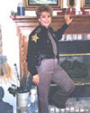 Special Deputy Kay Carolyn Gregory   Marion County Sheriff's Department, Indiana