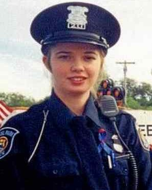 Police Officer Jessica Ann Nagle-Wilson | Hazel Park Police Department, Michigan