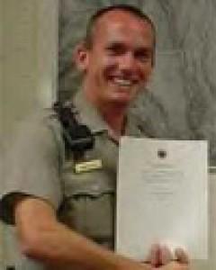 Park Ranger Kristopher William Eggle United States Department Of The Interior National Park