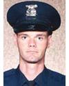 Police Officer Scott T. Stewart   Detroit Police Department, Michigan