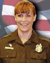 Senior Patrol Agent Catherine Mary Hill | United States Department of Justice - Immigration and Naturalization Service - United States Border Patrol, U.S. Government