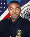 Detective James Verneuil Nemorin | New York City Police Department, New York