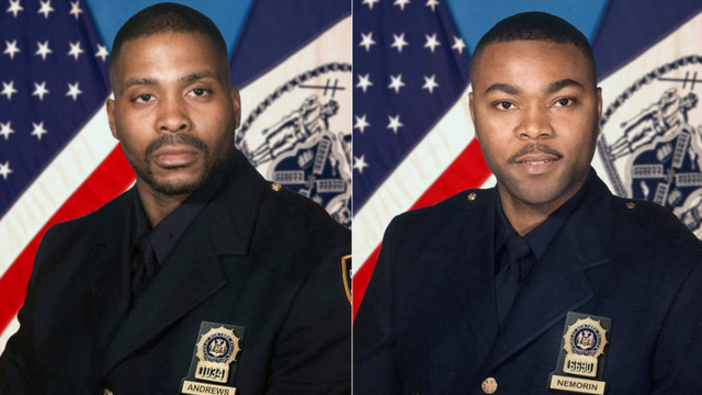 Detective Rodney J. Andrews   New York City Police Department, New York