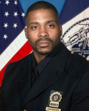Detective Rodney J. Andrews | New York City Police Department, New York