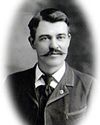 Policeman William H. Beck | Denver Police Department, Colorado