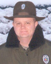 Conservation Officer James Lansford