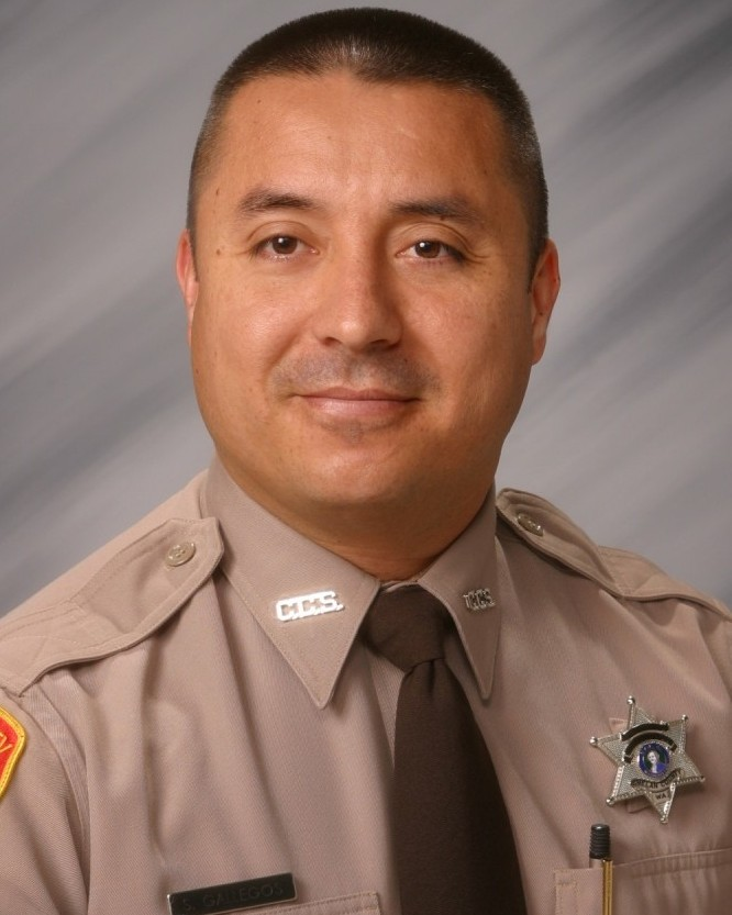 Deputy Sheriff Saul Gallegos | Chelan County Sheriff's Office, Washington