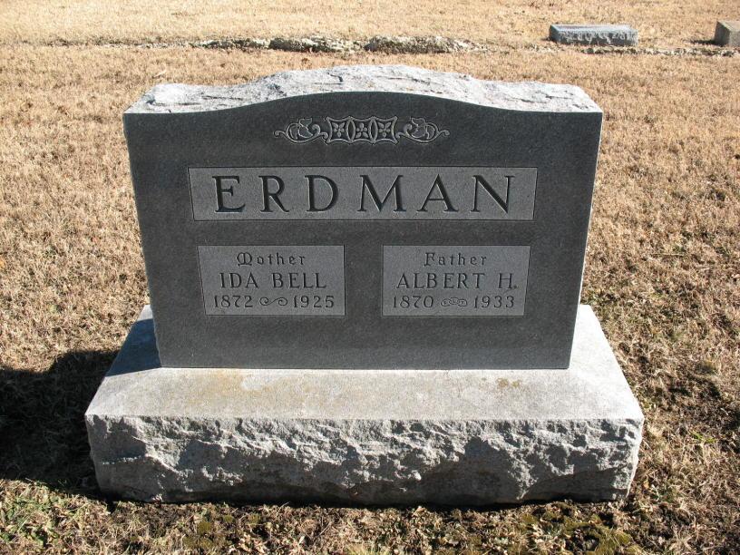 City Marshal Albert H. Erdman | Longton Police Department, Kansas