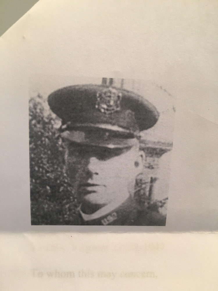 Private William J. Grissam | United States Department of the Interior - United States Park Police, U.S. Government