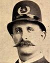 Patrolman George A. Lentz | Hamilton Police Department, Ohio