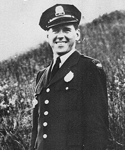 Patrolman George S. Bell | Plymouth Police Department, Massachusetts