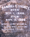 Deputy Sheriff Samuel E. Lindsey | Rains County Sheriff's Department, Texas