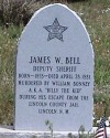 Deputy Sheriff James W. Bell | Lincoln County Sheriff's Office, New Mexico
